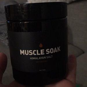 Muscle soak
